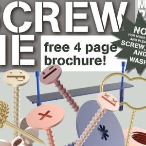 Screw Me – Brochure
