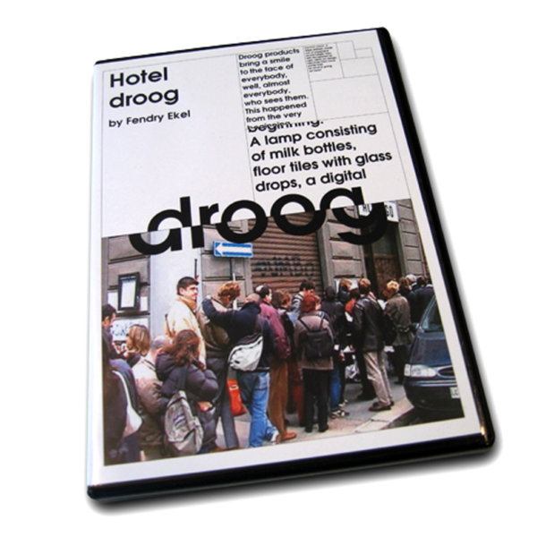 Hotel Droog DVD