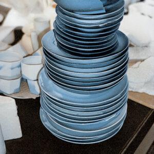 Extrusion Plates by Dick van Hoff
