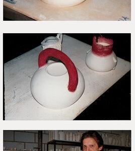 High-tech Accent Teapot by Gijs Bakker
