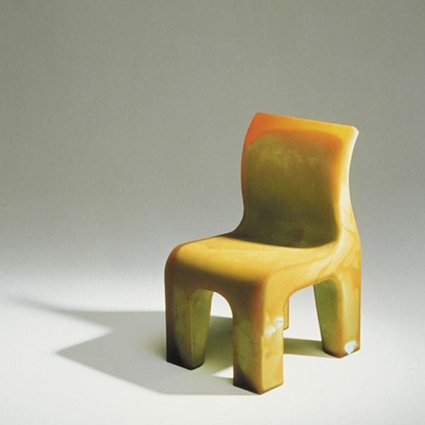 Bronto children's chair by Richard Hutten