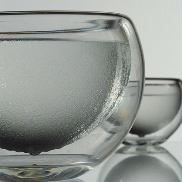 Condensation bowls by Arnout Visser