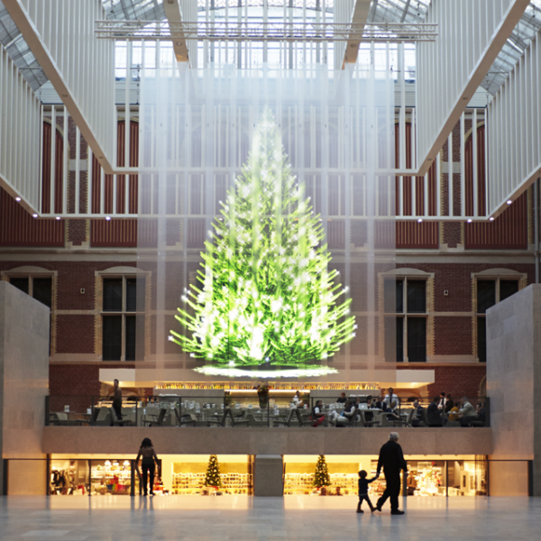 Tree of Light for Rijksmuseum