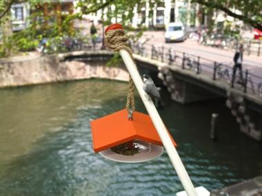 Birdhouse | Droog Accessories | by Marcel Wanders