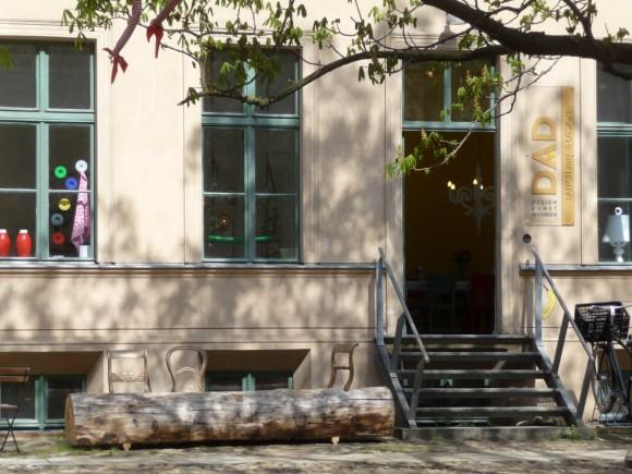 DAD gallery in Berlin