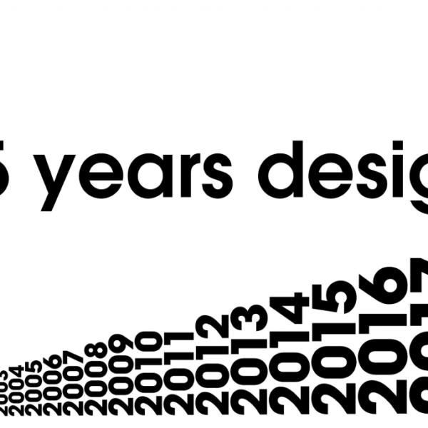 25 YEARS OF DROOG