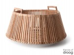 Basket with handles by Piet Hein Eek for Fair trade