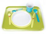 Puzzle Dinner Tray - Royal VKB