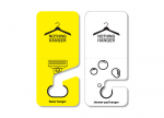Razor and buddypuff hanger | Nothing design