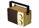 Wooden radio | Magno design