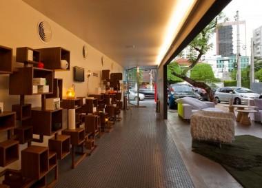 Decameron design - Sao Paolo