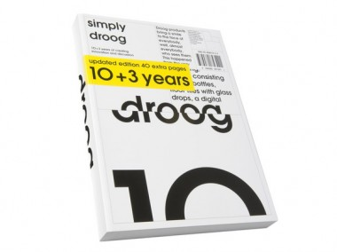 simply droog 10+3 book