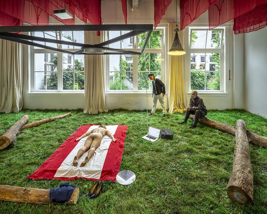 Artist Talk: Driessens&Verstappen + Christine de Baan
