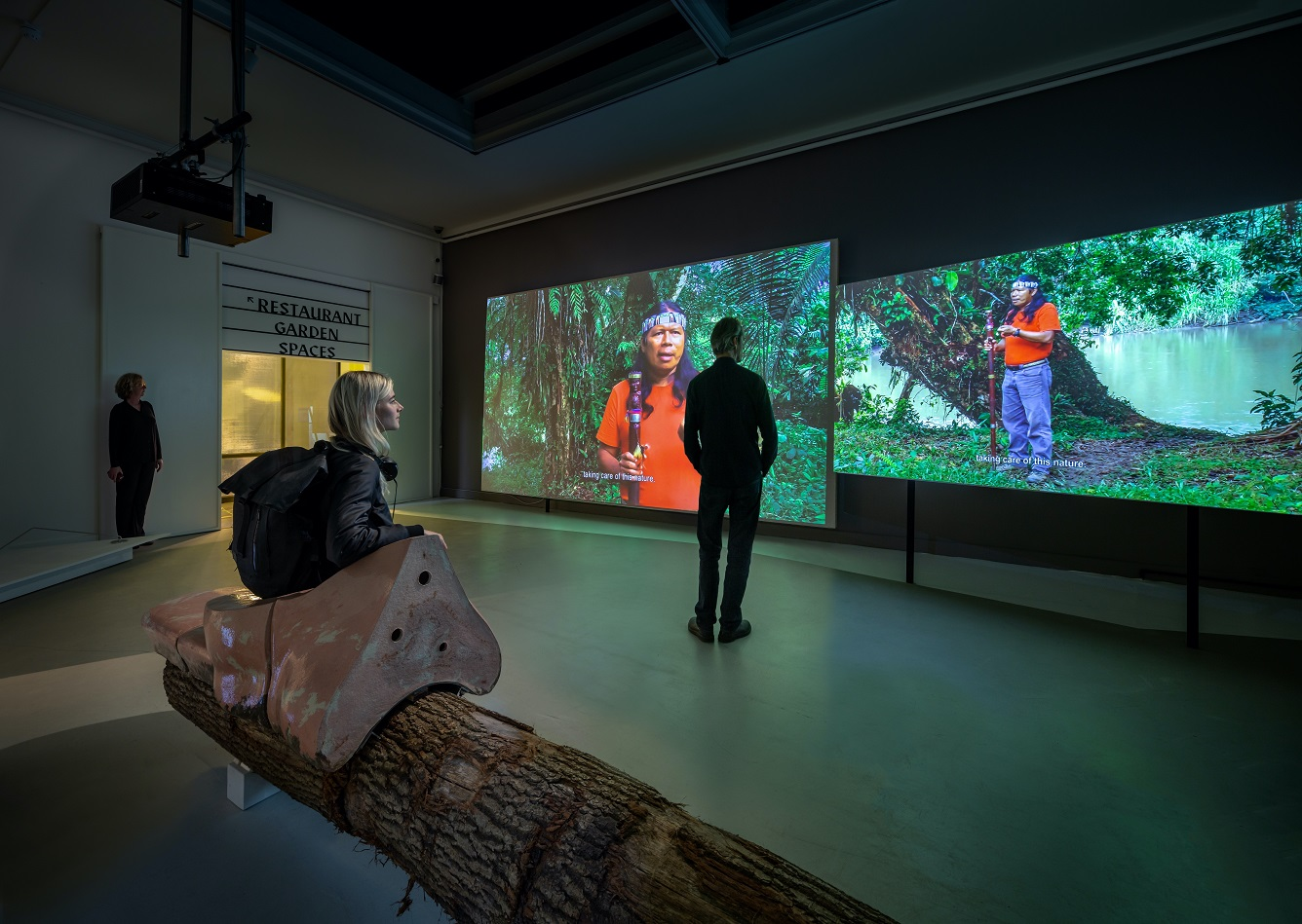 On view: exhibition The World As…